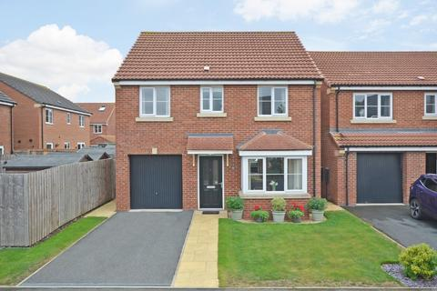 4 bedroom detached house for sale - Hardwicke Close, Boroughbridge Road, York
