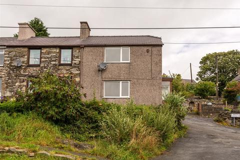 2 bedroom end of terrace house - Bryn Derwen Terrace, Talysarn, Gwynedd, LL54