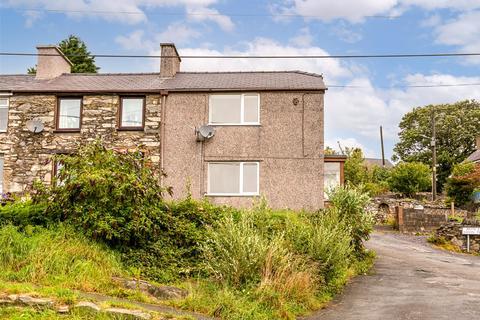 2 bedroom end of terrace house for sale - Bryn Derwen Terrace, Talysarn, Gwynedd, LL54