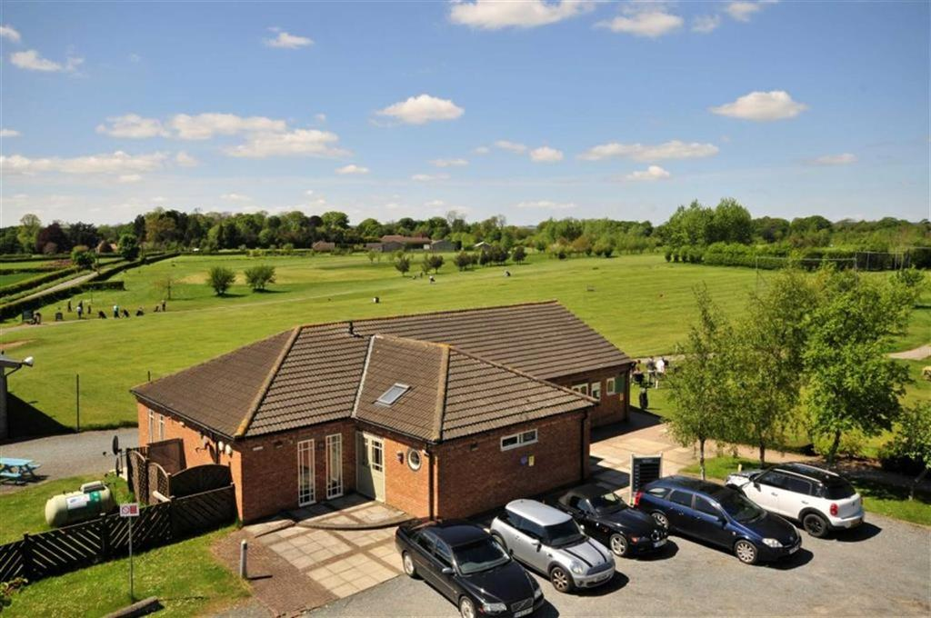 Land Commercial for sale in Cherry Burton Golf Club, Bygott Road, Cherry Burton, Beverley, East Yorkshire