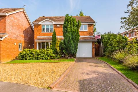 5 bedroom detached house for sale - Squirrels Way, Buckingham