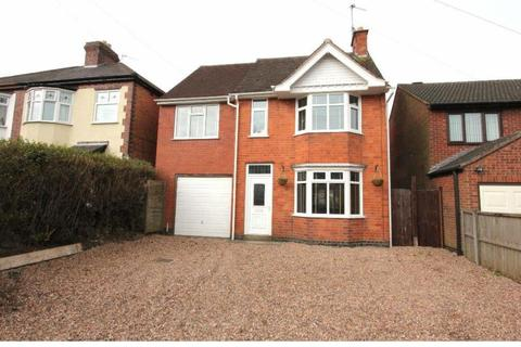 4 bedroom detached house for sale - Teign Bank Road, Hinckley