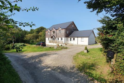 6 bedroom property with land for sale - Tynreithyn, Tregaron, SY25