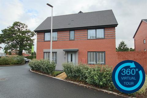 3 bedroom detached house for sale - Shale Row, Minerva, Exeter