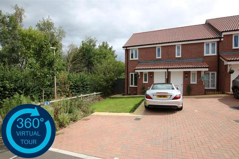 2 bedroom end of terrace house for sale - Myrtlebury Way, Hill Barton Vale, Exeter