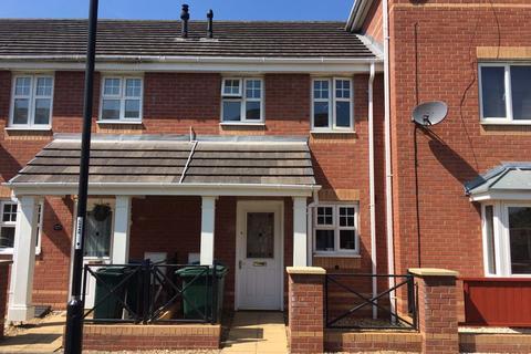 2 bedroom terraced house to rent - Alverley Road, Daimler Green, CV6 3LH
