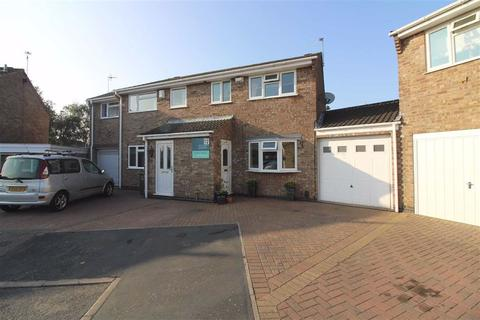 3 bedroom semi-detached house for sale - Nidderdale Road, Wigston Magna
