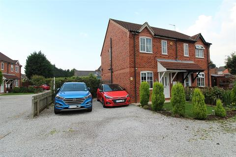 2 bedroom semi-detached house for sale - Nettle Hill, Newport, Brough