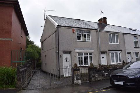 2 bedroom end of terrace house for sale - Cory Street, Sketty, Swansea