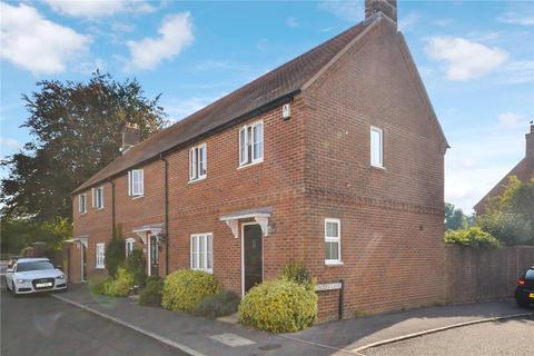 3 bedroom end of terrace house for sale - Deverel Road, Charlton Down, Dorchester