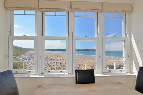 3 bedroom flat for sale - Hartland House, The Esplanade, Woolacombe, Devon, EX34