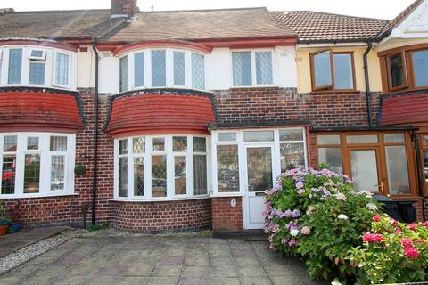 3 bedroom terraced house for sale - Donnington Avenue, Coundon, Coventry, West Midlands. CV6 1FL