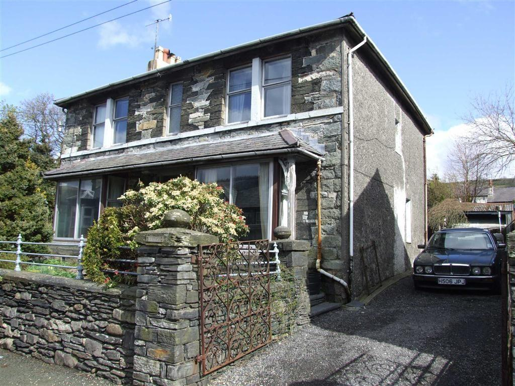 3 Bedrooms Detached House for sale in Penmachno, Nr Betws Y Coed