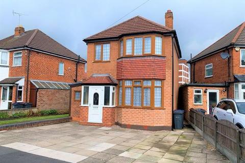 3 bedroom detached house for sale - Sylvan Avenue, Birmingham, West Midlands, B31 2PG