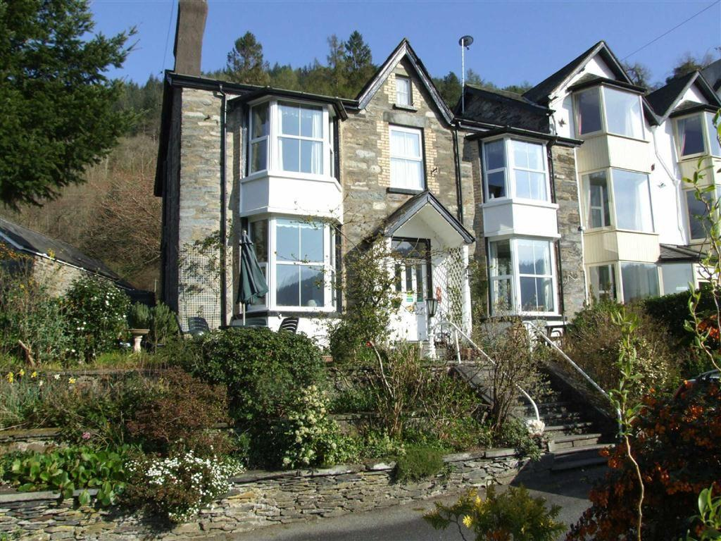 4 Bedrooms Semi Detached House for sale in Lon Muriau, Betws Y Coed