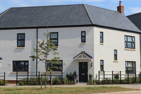 3 bedroom semi-detached house for sale - Dart Avenue, Topsham
