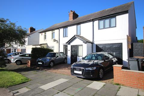 3 bedroom semi-detached house - Waterloo Road, Wellfield, Whitley Bay, NE25 9JE