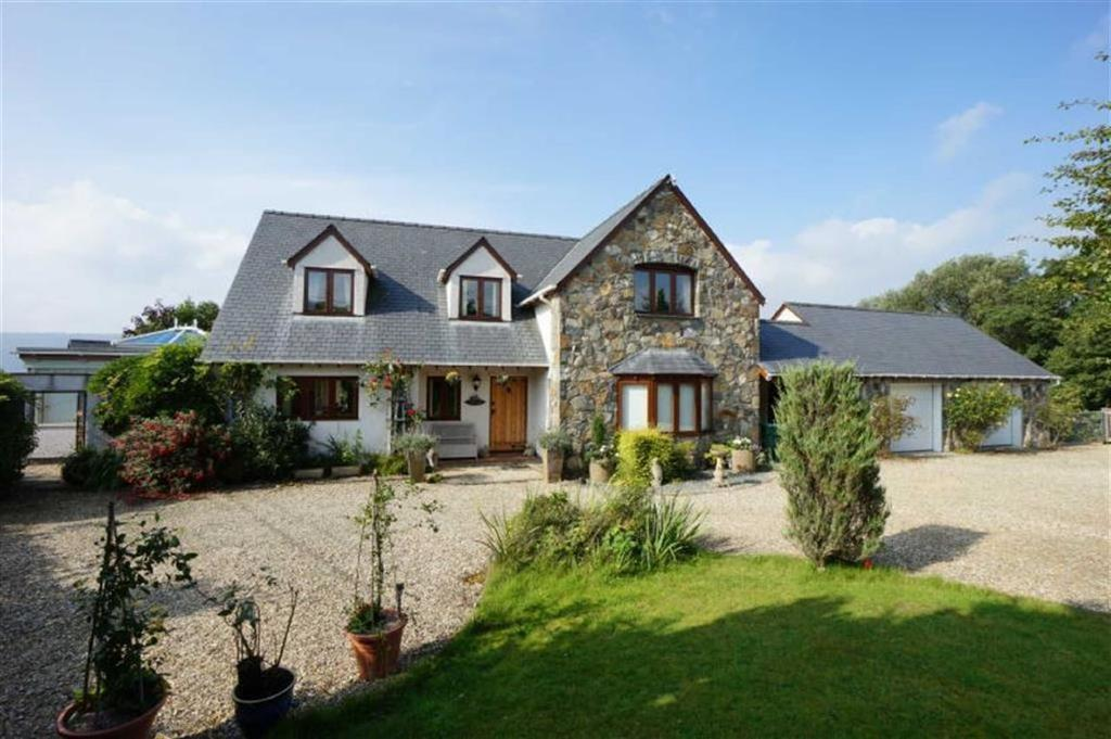 4 Bedrooms Detached House for sale in Llanddoged, Nr Llanrwst
