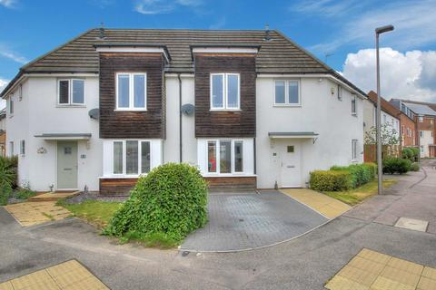 4 bedroom semi-detached house for sale - Lavender Hill, Broughton