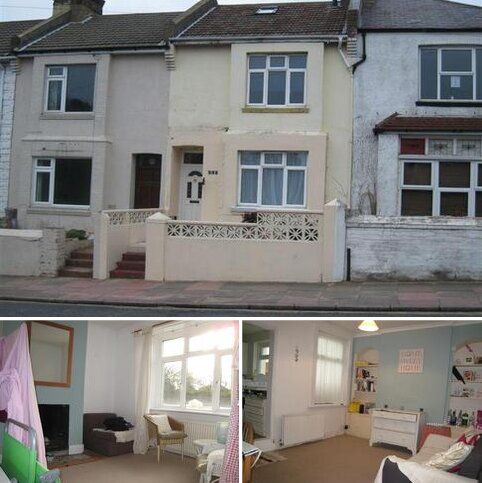 3 bedroom terraced house to rent - Bear Road , Brighton BN2