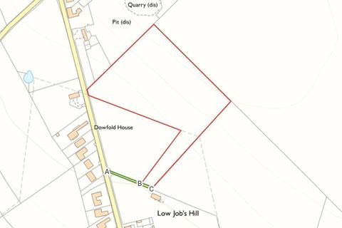 Land for sale - Low Jobs Hill, Crook, Durham, DL15
