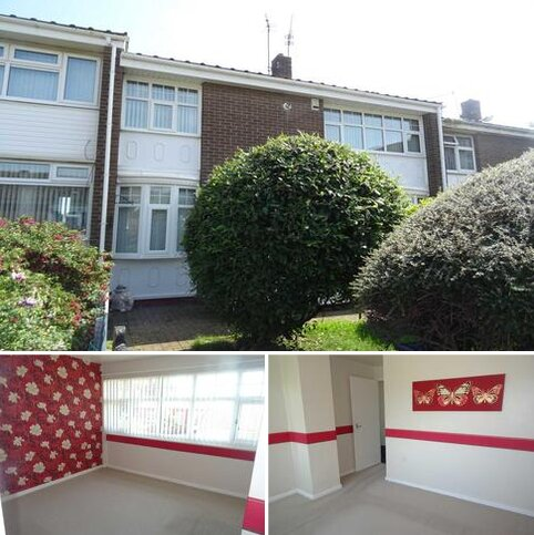 3 bedroom terraced house for sale - Vollum Rise, Hartlepool