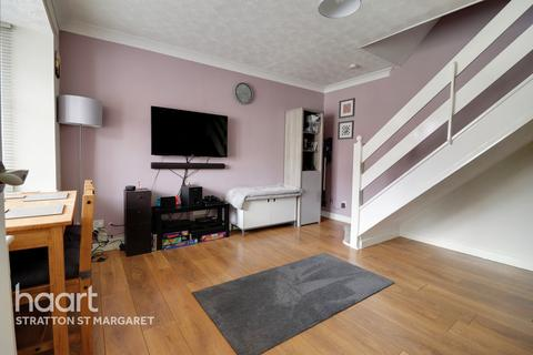 2 bedroom end of terrace house for sale - Gifford Road, Swindon