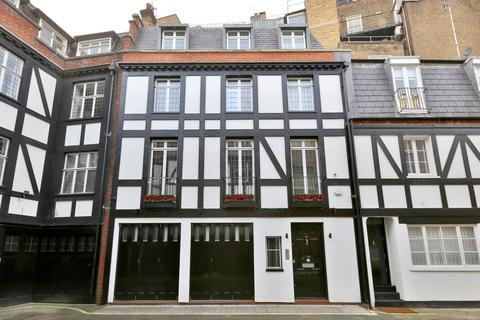 4 bedroom house to rent - Jacobs Well Mews, London, W1U