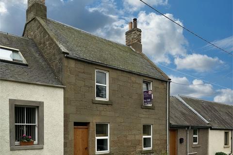 3 bedroom terraced house for sale - 4 Main Street, Swinton, DUNS, Scottish Borders