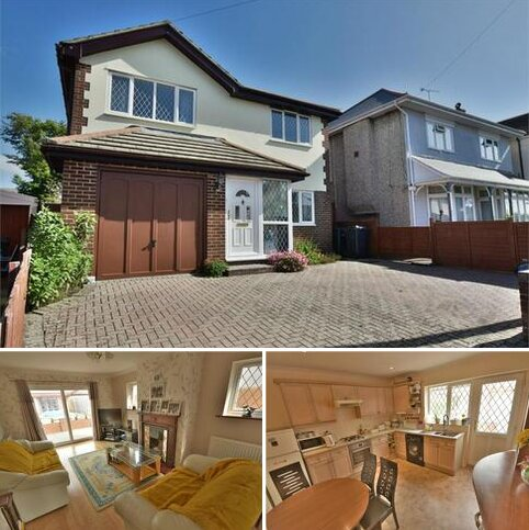 4 bedroom detached house for sale - Strouden Road, Queens Park, Bournemouth