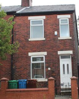 3 bedroom end of terrace house for sale - Vale Top Avenue, Manchester