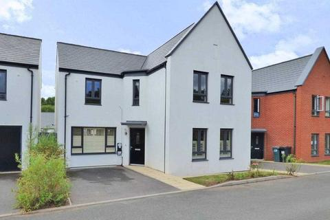 4 bedroom detached house for sale - Milbury Farm Meadow, Exeter