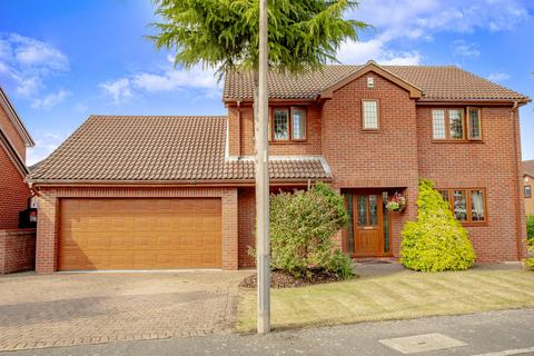 4 bedroom detached house for sale - Hatchellwood View, Bessacarr, Doncaster