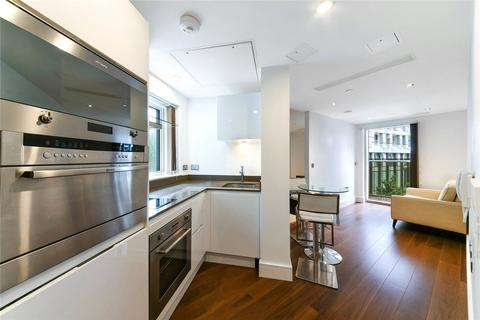 1 bedroom flat - Indescon Square, Canary Wharf, London, E14