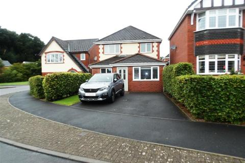 3 bedroom detached house for sale - Pant Hendre, Pencoed, Bridgend, CF35 6LN