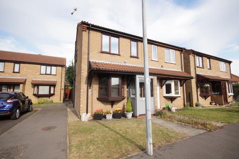 2 bedroom semi-detached house for sale - Willow Court, Bracebridge Heath