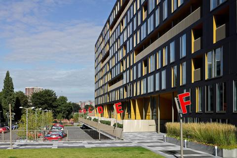 2 bedroom apartment to rent - Saxton Gardens , Leeds City Centre