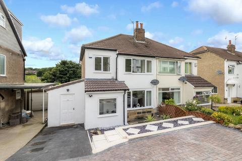3 bedroom semi-detached house for sale - Woodhill Crescent, Cookridge