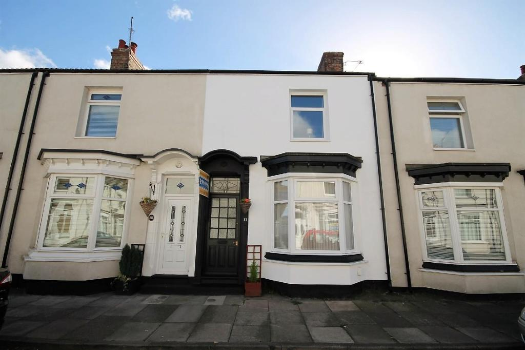 3 Bedrooms Terraced House for sale in Vicarage Avenue, Stockton-On-Tees