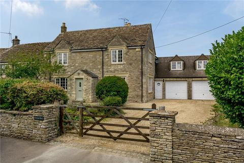5 bedroom semi-detached house for sale - Northend, Luckington, Chippenham, Wiltshire, SN14