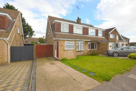 3 bedroom semi-detached house for sale - Butely Road, Tophill, Luton, Bedfordshire, LU4 9EW