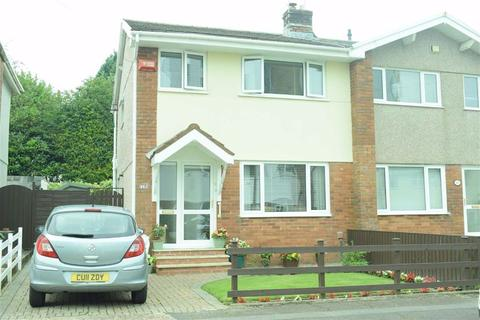3 bedroom semi-detached house for sale - Beaconsfield Way, Sketty