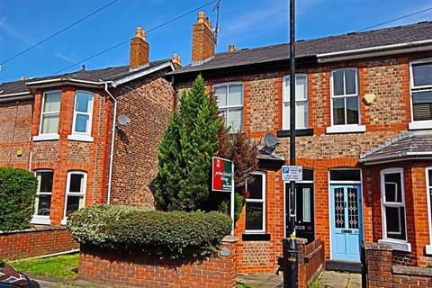 2 bedroom end of terrace house to rent - Mayors Road, Altrincham