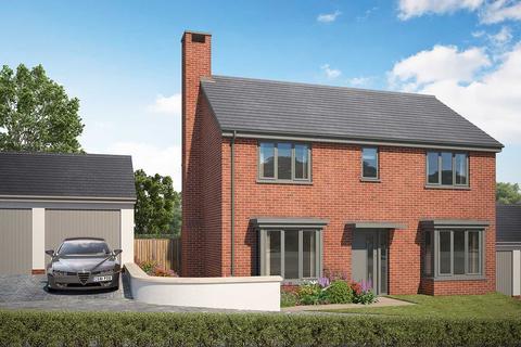 4 bedroom detached house for sale - Plot 154, The Berrington at White Rock, Brixham Rd, Paignton, Devon TQ4