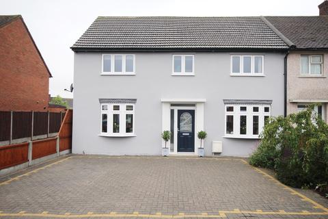 4 bedroom end of terrace house for sale - Foyle Drive, South Ockendon, RM15