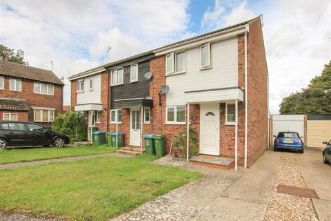2 bedroom end of terrace house for sale - Galsworthy Place, Aylesbury