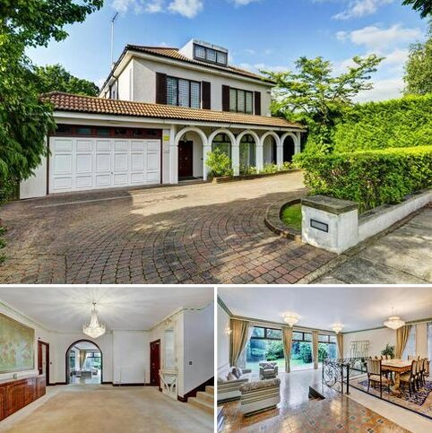6 bedroom detached house for sale - Neville Drive, N2