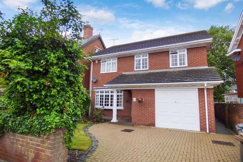 4 bedroom detached house for sale - Hawthorn Gardens, Whitley Bay