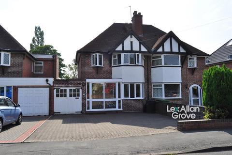 4 bedroom semi-detached house for sale - Howley Grange Road, Halesowen
