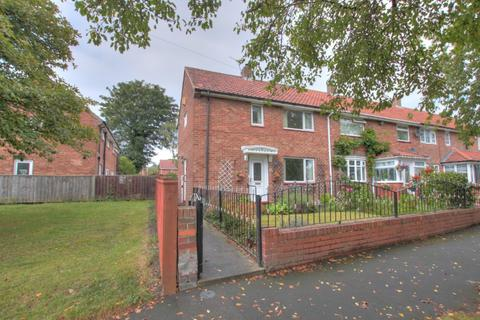 2 bedroom semi-detached house for sale - Beetham Crescent, Slatyford, Newcastle upon Tyne, NE5 2XS